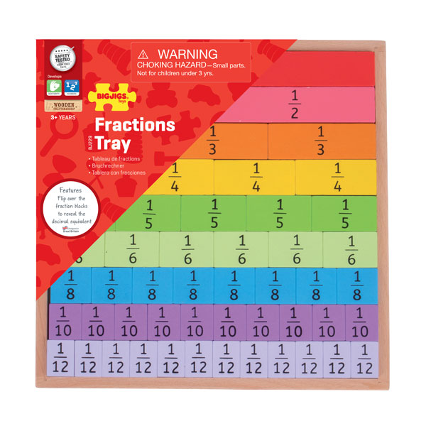 Times Table Tray, MAth and numeracy toys, puzzles