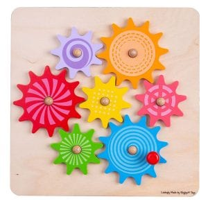 Cog Puzzle, puzzle, toy, educational toy