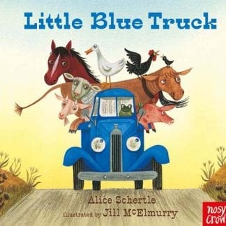 Little Blue Truck - Board Book