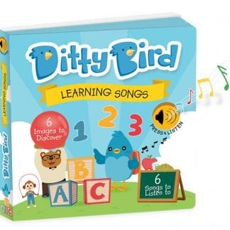 DB0679 - Learning Songs Board Books