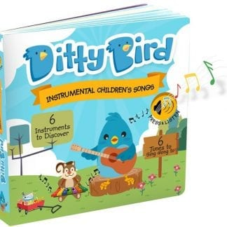 DB0672 - Instrumental Children's Songs Board Book