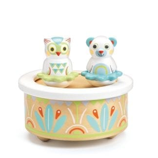 DJ6110 - Babymusic Magnetics Music Toy