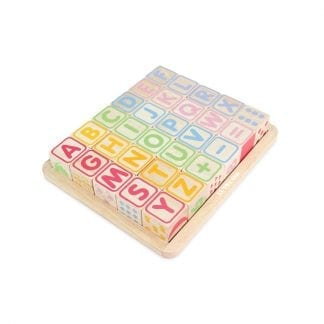 LEPL101 - Petilou ABC Wooden Blocks