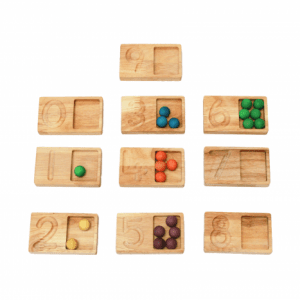 1 - 3 years of age, 3 to 5 years of age, Back in Stock, Educational Play, Literacy and Numeracy Development, Montessori Inspired Toys, Sorting and Stacking, Wooden Toys