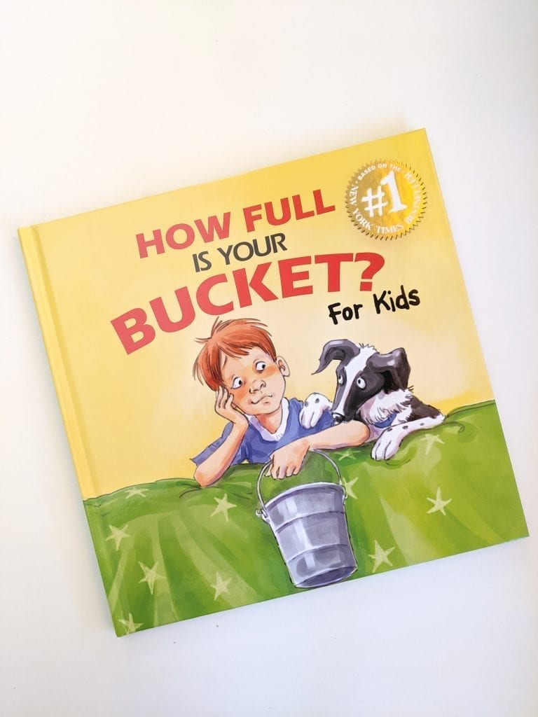 How full is your bucket for kids, book review