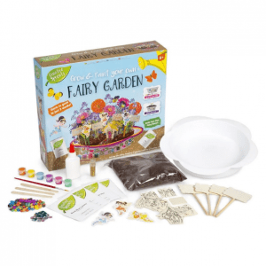 Creative Sprouts Grow and Paint Your Own Fairy Garden