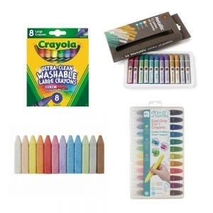 Craft Set, Drawing Set, Crayola, Educational Colours, PAstels