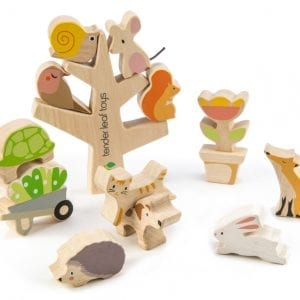TL8402 - Stacking Garden Animal Friends