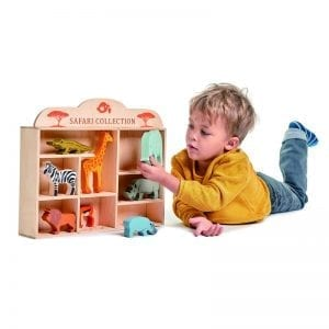 TL8475 - 1 Piece Safari Animal CDU Set