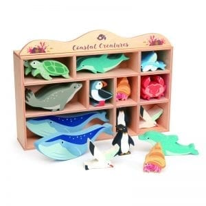 TL8479 - 1 Piece Coastal Animals CDU Set